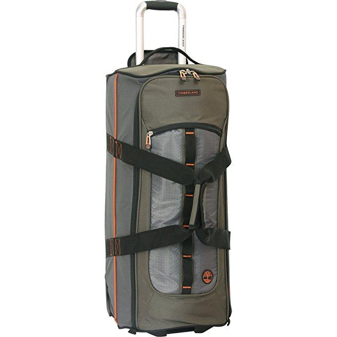 Timberland 28-inch wheeled duffel