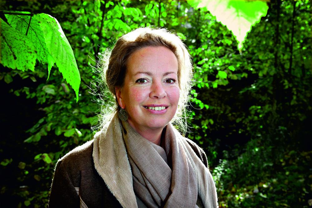 Regine Andersen, daglig leder i Oikos. Foto: Ørn Borge.