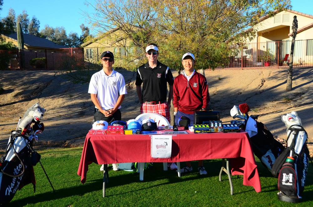 The Par 3 Challenge was a great success! The Hamilton boys have raised total of $525.00 in 9 hours of work. Big thanks to Mr. Greg Avant & Lone Tree Golf Club for providing a Par 3 hole for our event! Special thanks to team members Zane Smith, Kevin Yu, Nic Beno and Freshman Nick Hedman for coming out to help at such short notice. Last but not least, thanks to Maximillian Yu for spearheading the event.