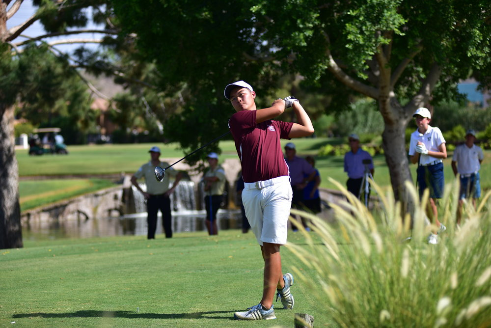 Team captain Alexander Yu (senior) currently ranks no. 1 in Arizona after 3 weeks of league play.