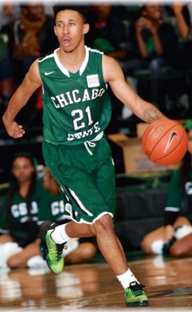 JOSHUA BATSON | Chicago State University Curie High School, Chicago