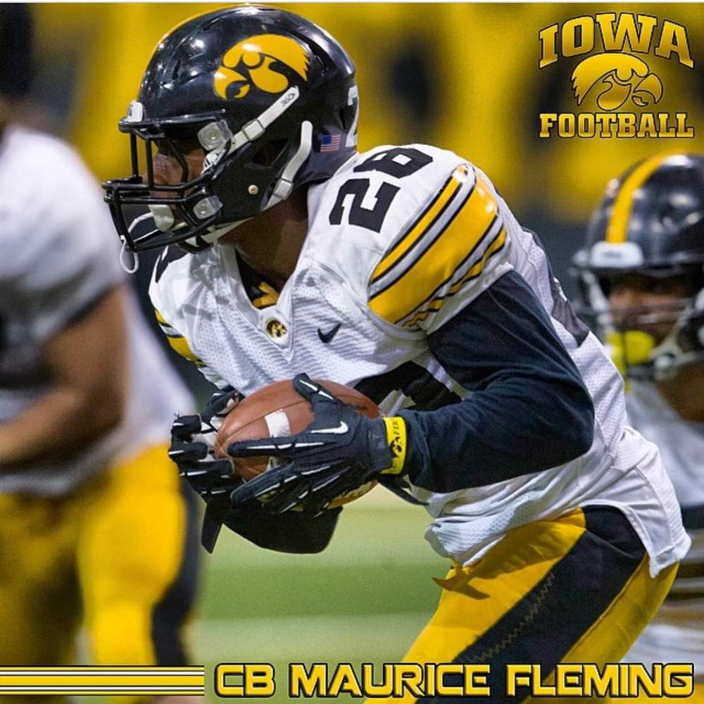 MAURICE FLEMING | Collegiate Athlete Curie High School, Chicago  University of Iowa Football City Champions (2010) All-City Team (2011) (2012) All-Conference Team (2011) (2012)