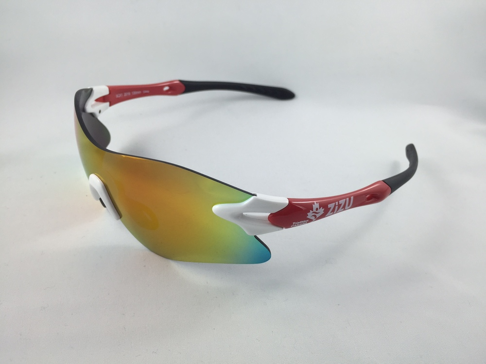 SCX1 White Red -Red Revo Lens Category 3 . $89 plus tax