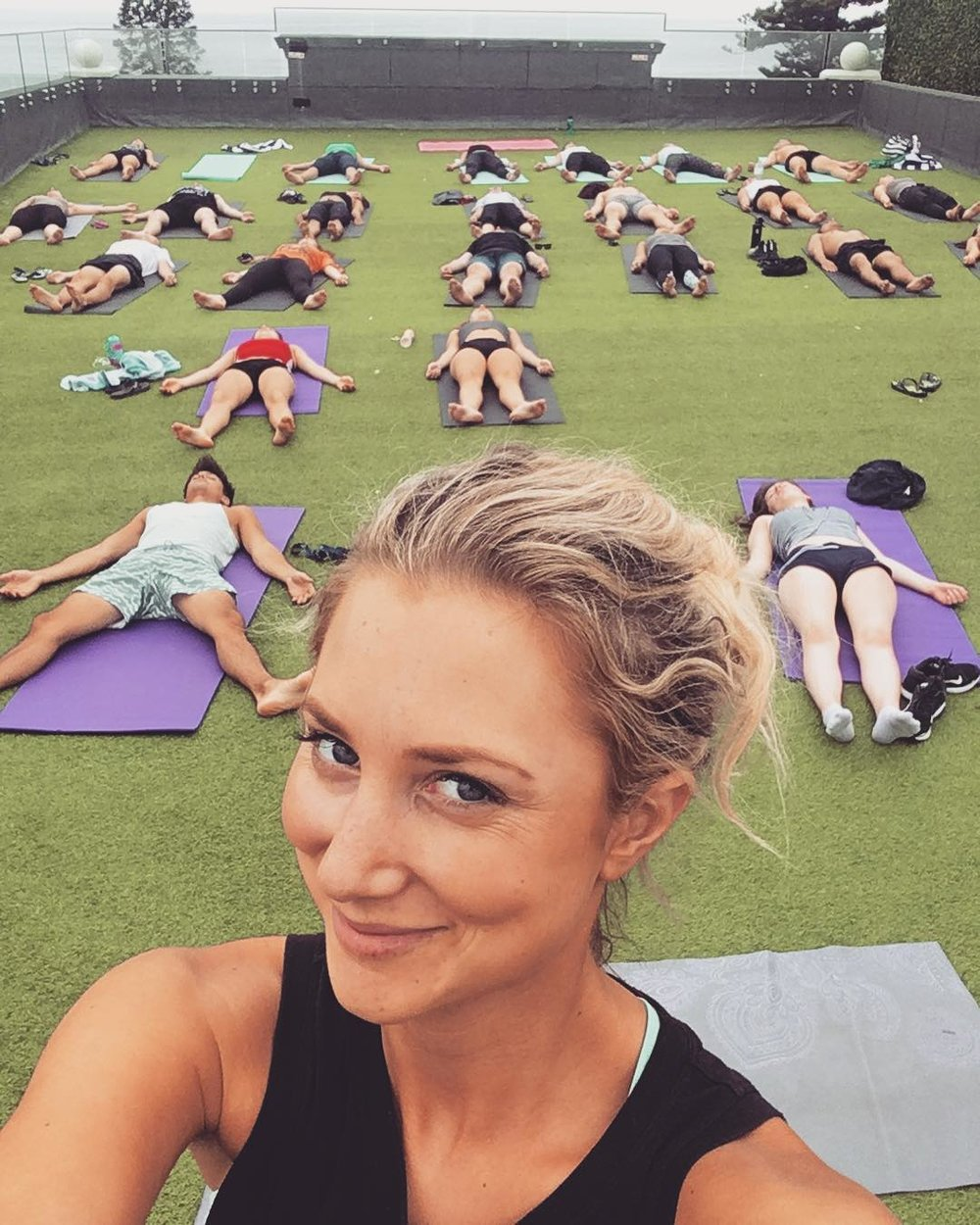 About - Wanting to put my creative juices to something that matters, I've started this blog to help you lead a healthier lifestyle. If you love yoga, pilates, meditation, all things fitness, nutrition, trends/current affairs you'll feel right at home here. I want you to believe that this Wellness industry has open arms for everyone and you don't need to be a certain type to feel HEALTHY, HAPPY, HAVE VALUE, RESPECTED and LOVED. I'm all about BALANCE and HONESTY. I want to build an encouraging community of supportive women.Law graduate and having spent my early twenties slaving away at a top professional service firm, I was over-worked and braindead. Training for a marathon (distracting myself from the bigger picture) saw me fall in love with Yoga. It was a true stress releaser and more importantly at the time an injury preventer. With my industry still suffering from the BIG recession, led me say f*ck it and I became a Yoga Teacher. Overtime I have completely emerged myself into the Wellness industry and achieved some pretty incredible things that I'm proud of.And now I want to help you immerse yourself in a world of health, wealth, laughter and balance.Through Yoga, Pilates, Reformer, Meditation (studios, rooftops, private, corporate), building a community (particularly Women) and Wellness Events, I have helped so many people in their journey into becoming their true self. AND I LOVE THAT. But I'm also learning from YOU and learning as I go along. I learn something new from the people I teach and work with. AND I LOVE THAT.I'd like to invite you to join my community by signing up to my email list. You'll get invited to blog posts, free events, classes and Wellness Events.Click the button to sign up.Thank you x
