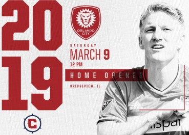 Fire vs. Orlando City FC - March 9 - 12:00pmGet Tickets…..