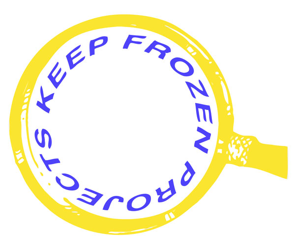 KEEP FROZEN projects