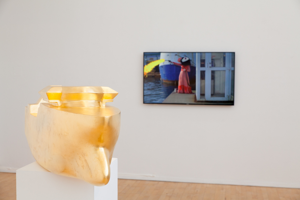 Installation view: Photo: Dennis Helm