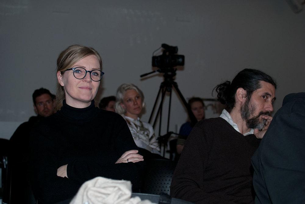 Photo: Hulda Rós Guðnadottir