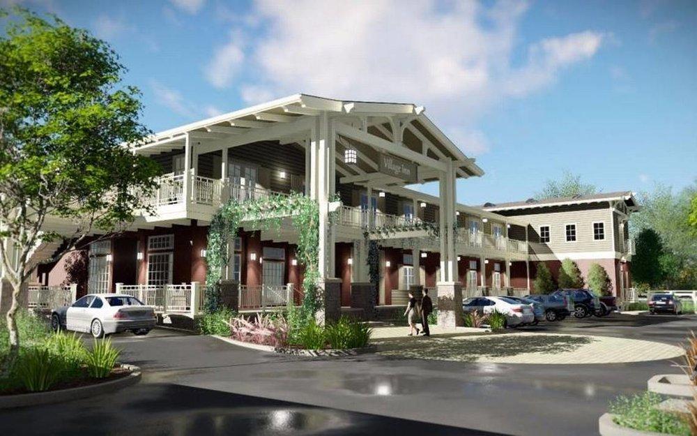 Branch St. Hotel -