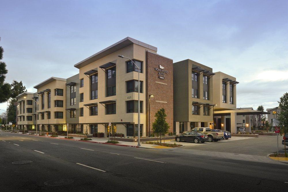 Hilton Homewood Suites -