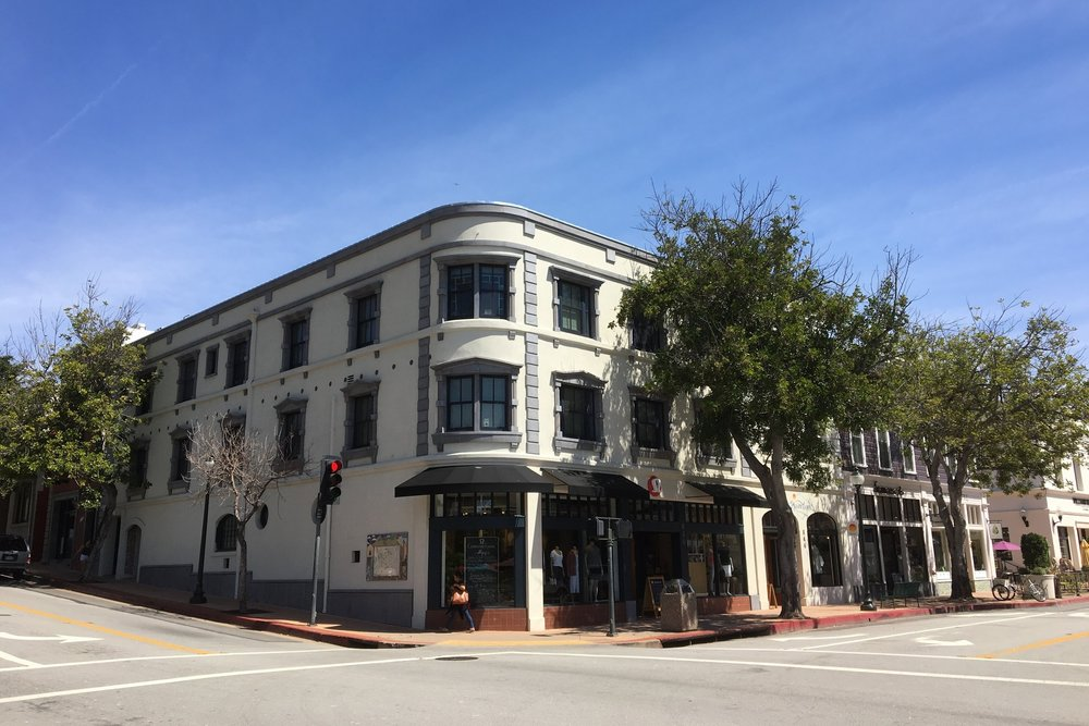 Monterey Street Mixed Use -
