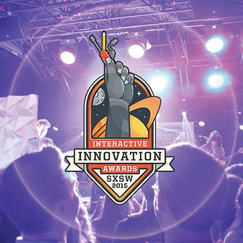 SXSW Innovation Award