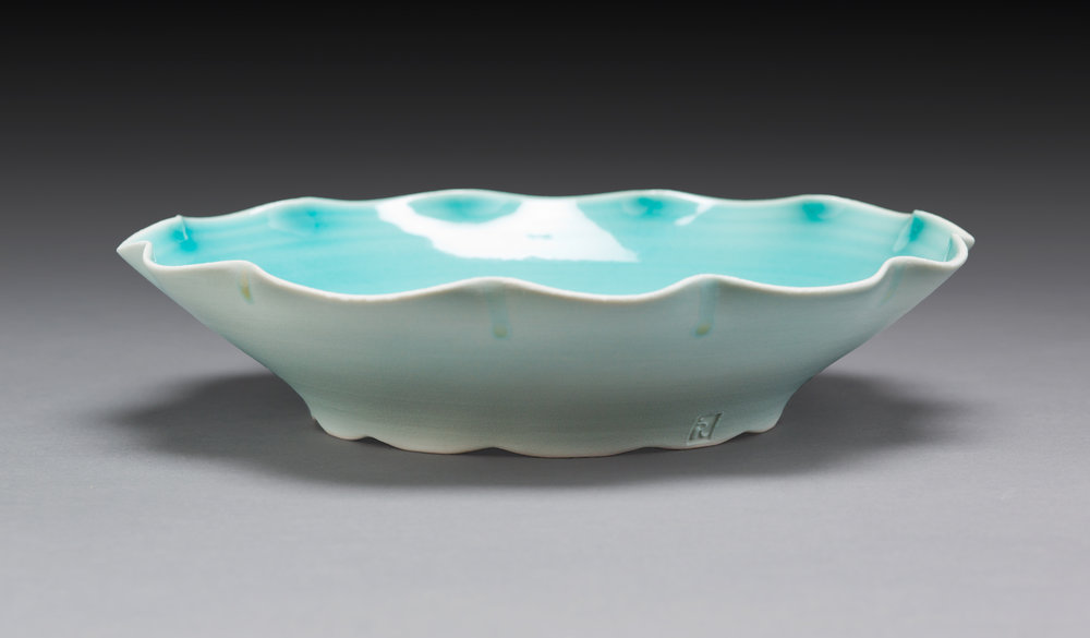 Seashell Serving Bowl