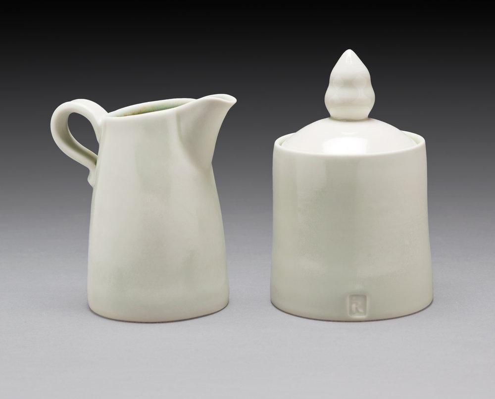 Creamer and Sugar Bowl