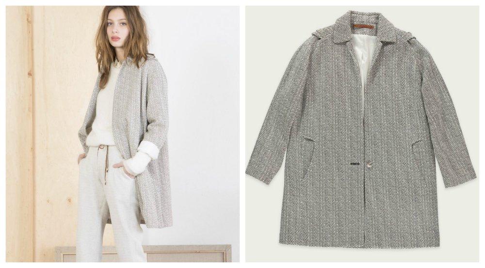 Manteau en coton - Tinsels