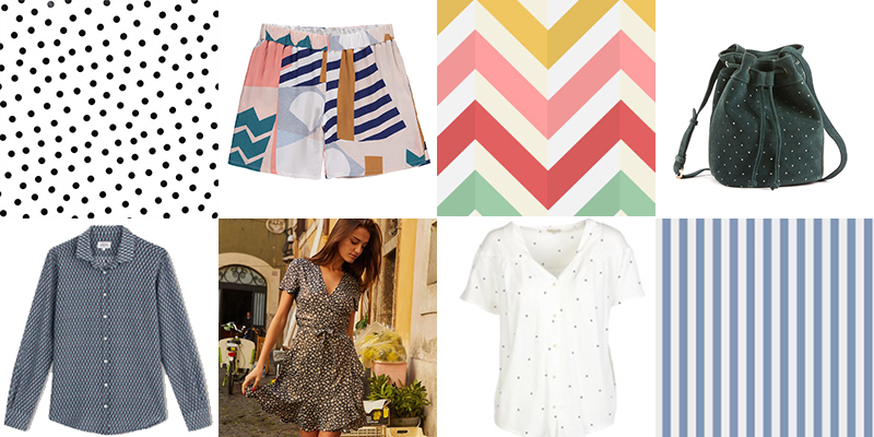 De haut en bas, chemise Hartford, short Tinsels, robe Petite Mendigote, top Tinsels