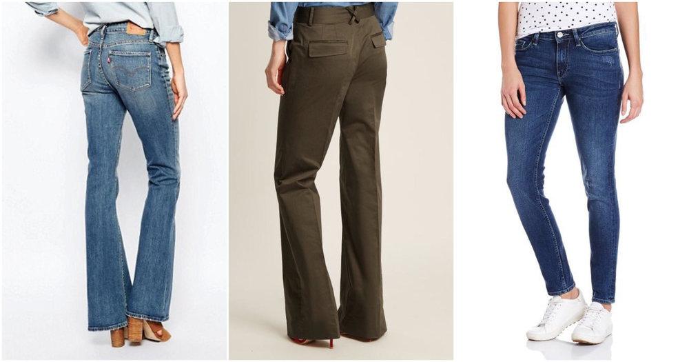 pantalon morphologie v