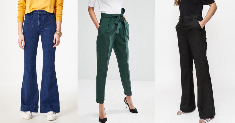 pantalons morphologie h