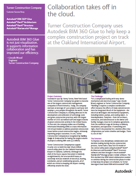Case Study: Turner Construction