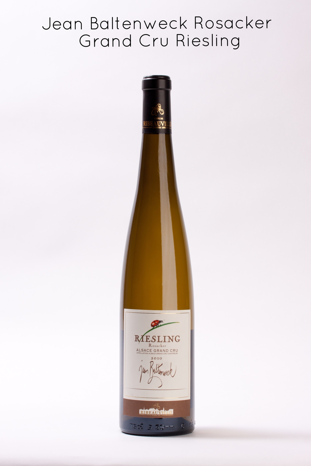 Cave de Ribeauville Jean Baltenweck Riesling