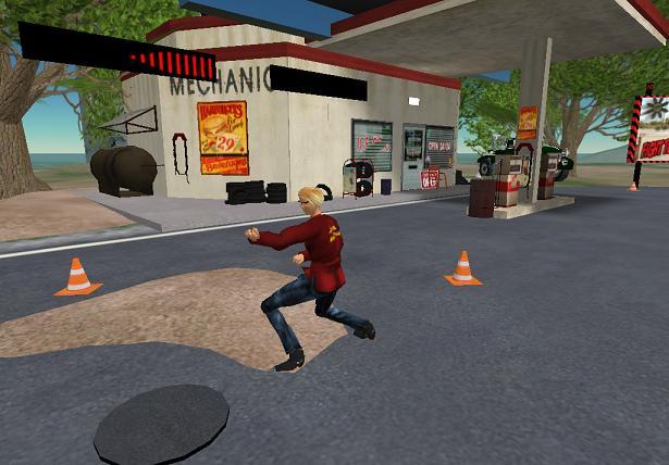 Ninja tournament