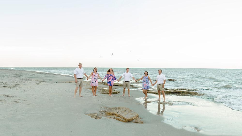 Kure Beach, NC Family photos