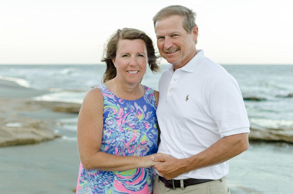 family photos Kure Beach, NC