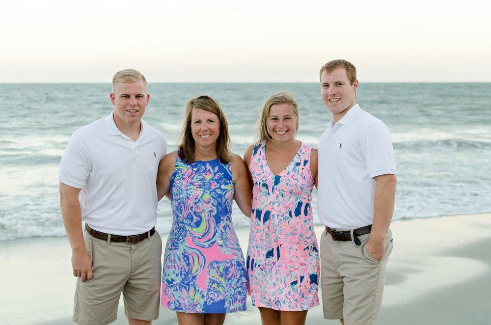 Kure Beach, NC family photographer