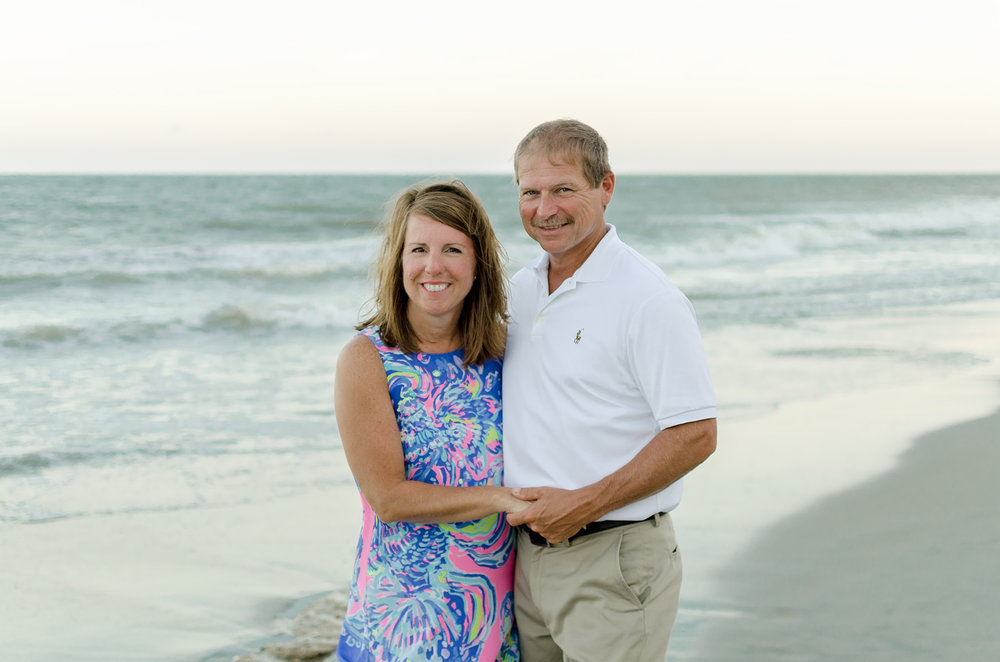 couples and engagement photographer Kure Beach, NC