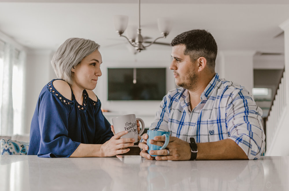 intimate couples coffee session wilmington nc