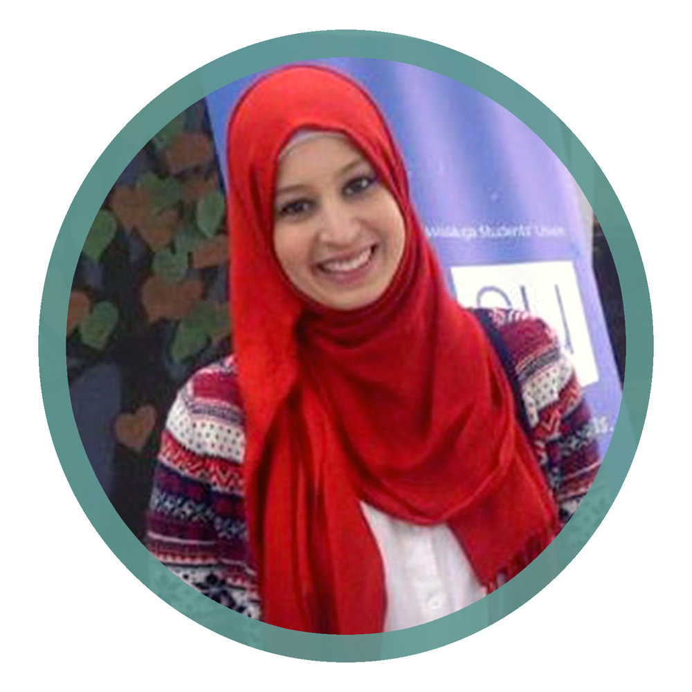 Yasmine Y. - I am the Program Manager for Nisa Homes and I am responsible to keep our homes up and running. Things that make me happy are ice cream and watching tv. I can speak English and Arabic.