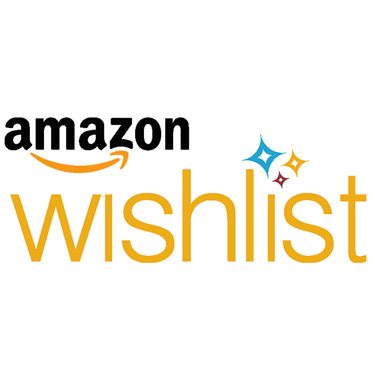 Click to view our Amazon Wishlist & purchase directly from there