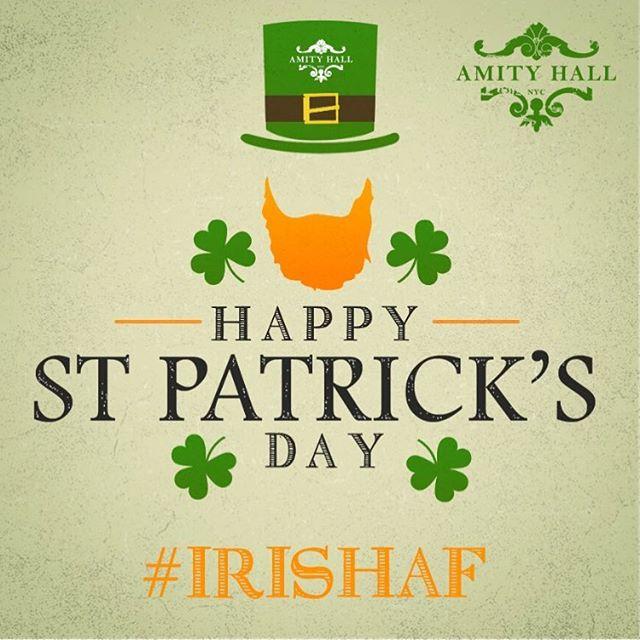 #bestdayoftheyear #ireland #kissmeimirish #greenwichvillage #guinness
