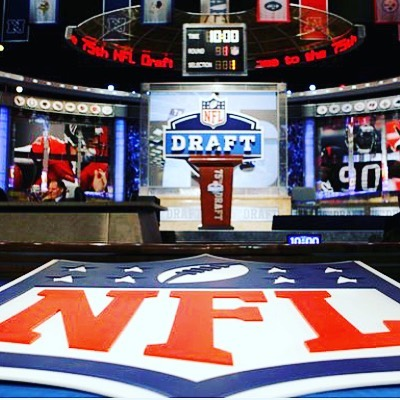 Today is the day....#nfldraft #happyhour #drinkspecials #greenwichvillage #bars #sportsbars #nyc