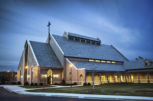 CHURCH OF THE HIGHLANDS CHAPEL, BIRMINGHAM, AL — JohnsonKreis ...