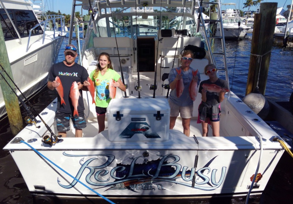 Reel Busy Charters