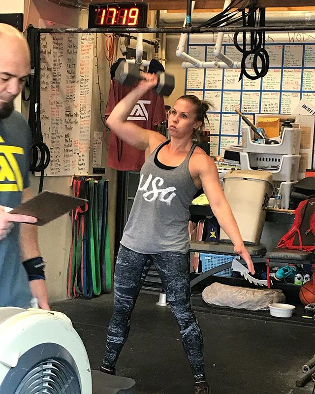 @jlarna 😤 - - #ketchikancrossfit  #usa #crossfitopen  #18point1  @lmt_lifestyle