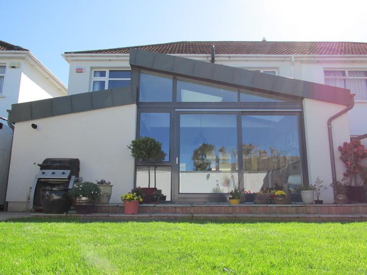 house extension project management services am architect dublin