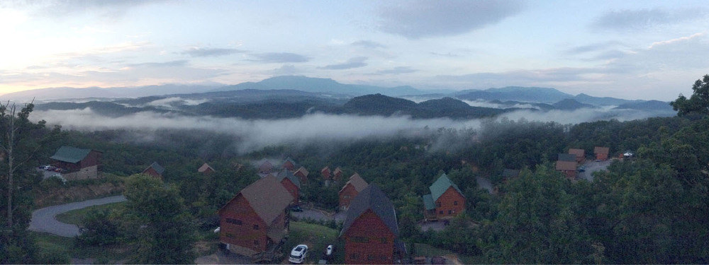 Cabin Panoramic 3  | Pigeon Forge, Tennessee