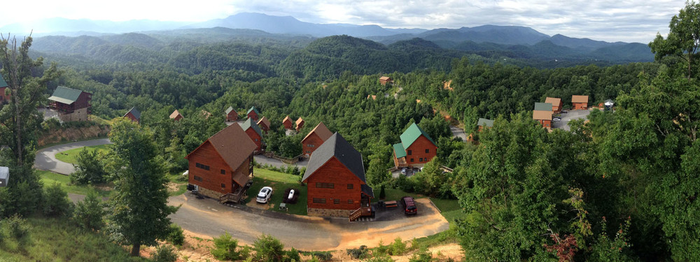 Cabin Panoramic 4  | Pigeon Forge, Tennessee