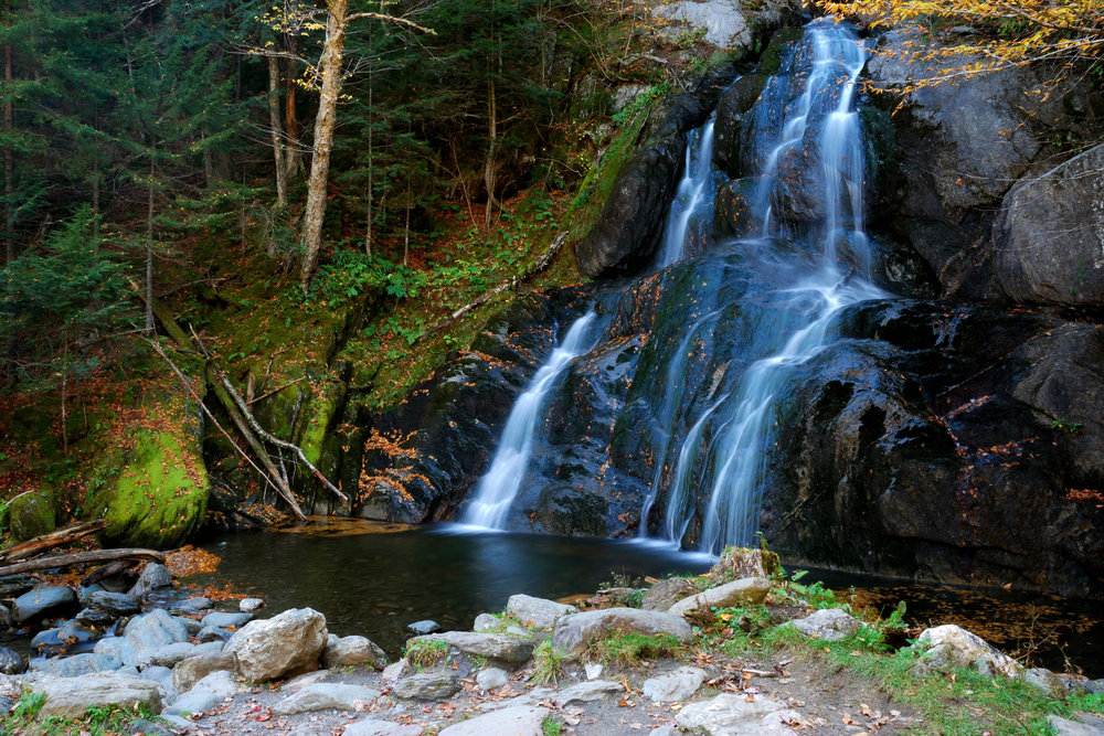 Falls  | Granville Reservation State Park, Vermont