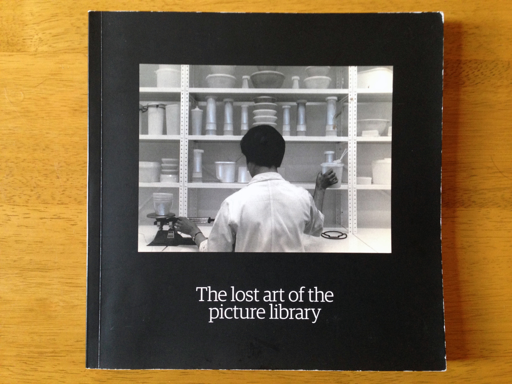 The lost art of the picture library (2009)  Picture Research and exhibition (with Luke Dodd and Gareth James)