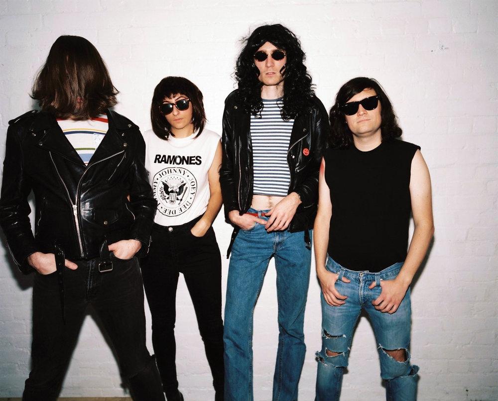 The Ramones, 2015