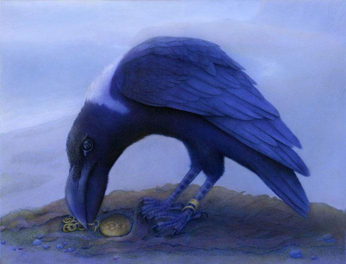 Raven by Kristen Schwartz