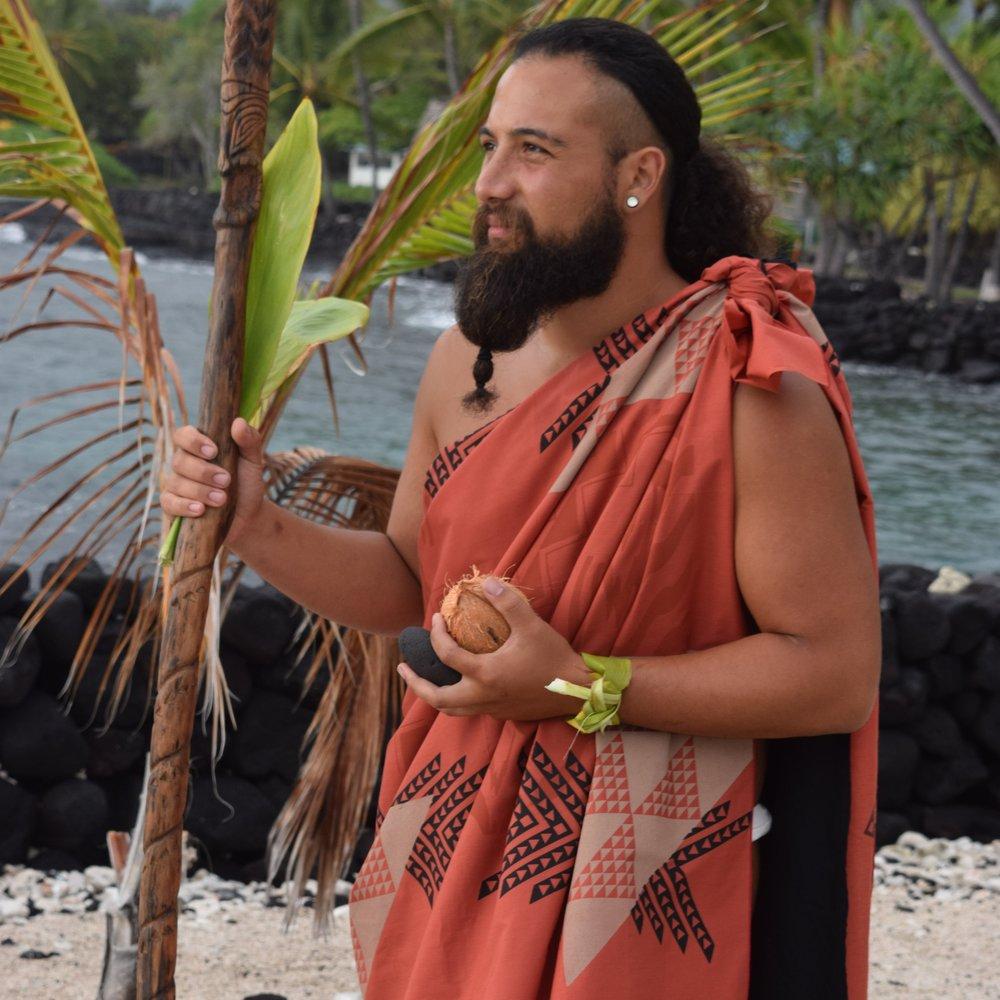 Conall Kahaka'ioikamalie ravenscraft