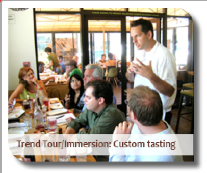 Trend Immersion