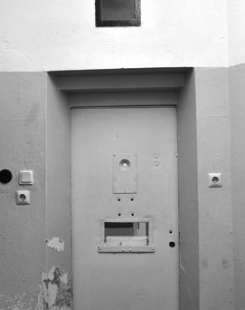 Pretrial detention cells by the Stasi were featured with an extra bright lamp above the cell door. The light was switched on for 2-3 seconds all 15 miniutes every night in order for the guards to check inside.