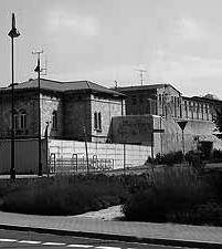 JVA, JustizVollzugsAnstalt Naumburg 1985.