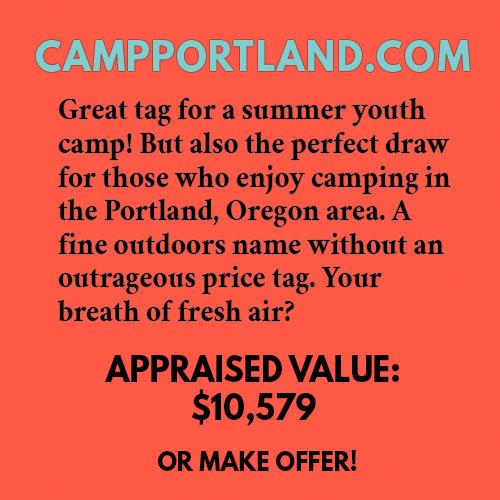 CAMPPORTLAND.COM