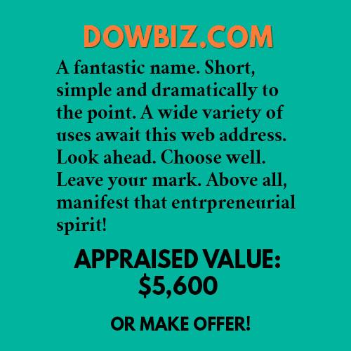 DOWBIZ.COM